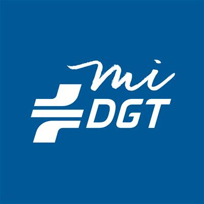 aplicación para conductores mi DGT