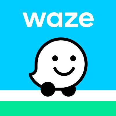 aplicación para conductores waze